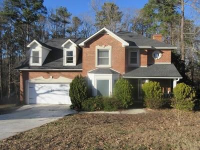 Martinez Single Family Home For Sale: 243 Amelia Drive W