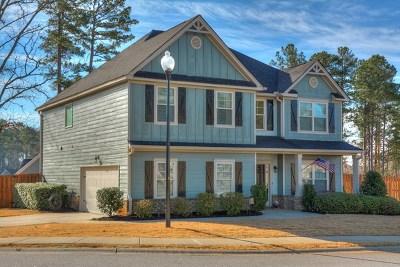 Columbia County Single Family Home For Sale: 772 Herrington Drive
