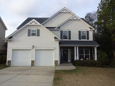 Grovetown Single Family Home For Sale: 6049 Great Glen