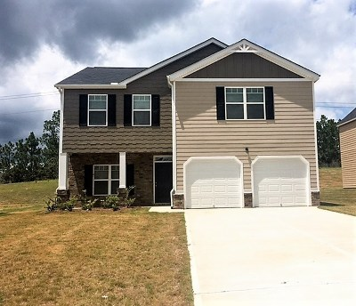Grovetown Single Family Home For Sale: 1148 Fawn Forest Road
