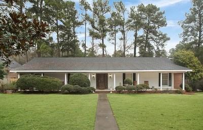 Augusta Single Family Home For Sale: 714 Ravenel Road