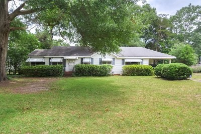 Augusta Single Family Home For Sale: 1914 Elizabeth Drive