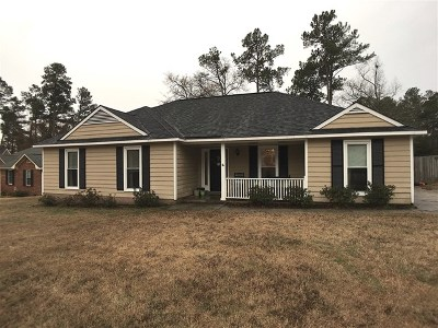 Evans Single Family Home For Sale: 886 Hunting Horn Way E