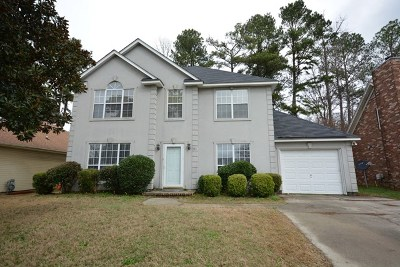 Evans Single Family Home For Sale: 581 Blue Ridge Crossing