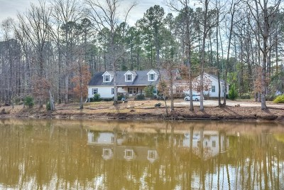 Appling Single Family Home For Sale: 3207 Ray Owens Road