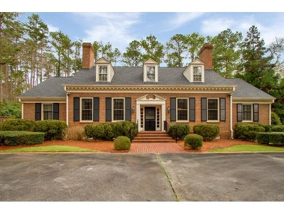 Richmond County Single Family Home For Sale: 508 Regent Place