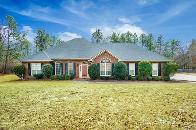 Grovetown Single Family Home For Sale: 119 Kings Way
