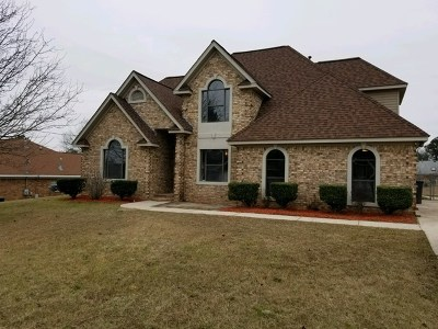 Augusta Single Family Home For Sale: 2505 Lennys Drive