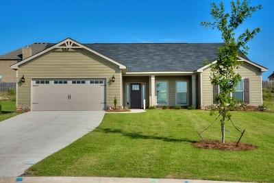 Augusta Single Family Home For Sale: 965 Burlington Drive