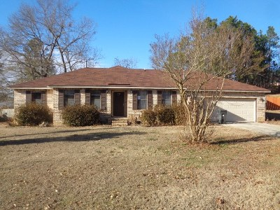 Columbia County, Richmond County Single Family Home For Sale: 2805 Harwood Drive
