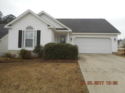 Columbia County, Richmond County Single Family Home For Sale: 1979 Sylvan Lake Drive