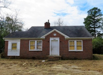 Richmond County Single Family Home For Sale: 1931 Kratha Drive