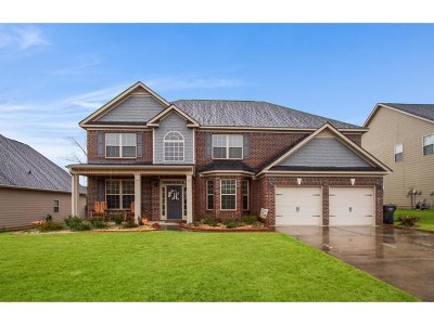 Grovetown Single Family Home For Sale: 741 Old Indian Camp Road
