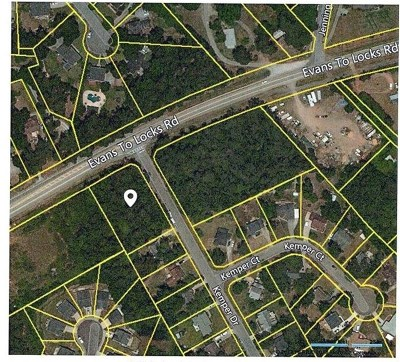Evans Residential Lots & Land For Sale: 4148 Evans To Locks Road