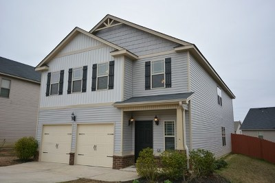Grovetown Single Family Home For Sale: 1132 Grove Landing Lane