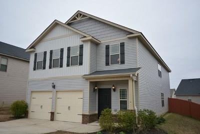 Grovetown Single Family Home For Sale: 1132 Grove Landing Lane