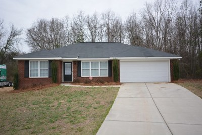 Augusta Single Family Home For Sale: 1769 Tamarind Way