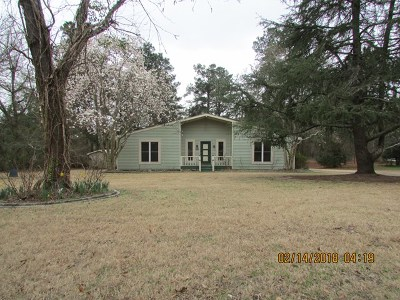 North Augusta Single Family Home For Sale: 343 Blanchard Road