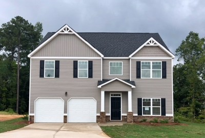 Grovetown Single Family Home For Sale: 1101 Fawn Forest Road