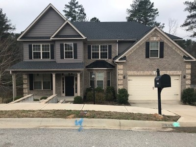 Columbia County, Richmond County Single Family Home For Sale: 1543 Baldwin Lakes Drive