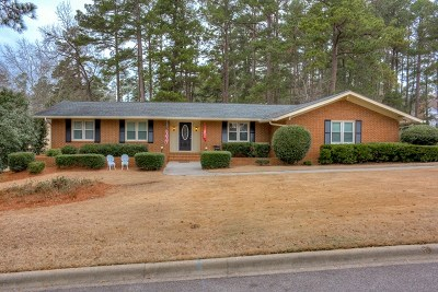Columbia County Single Family Home For Sale: 3542 Carnoustie Drive