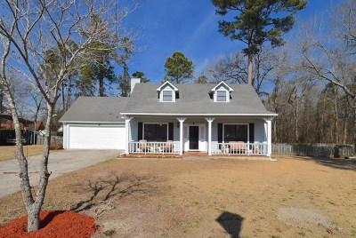 Augusta Single Family Home For Sale: 1511 Tara Court