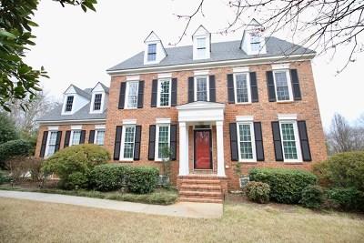 Evans Single Family Home For Sale: 1146 Oakton Trail