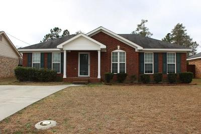 Augusta Single Family Home For Sale: 3214 Peninsula Drive