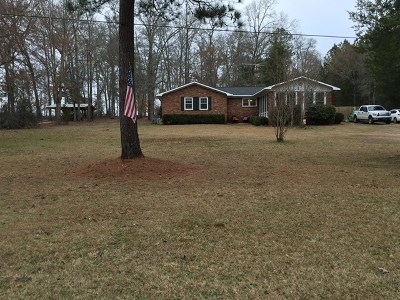 Thomson Single Family Home For Sale: 4789 Wrightsboro Road