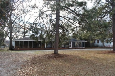 Harlem Commercial For Sale: 275 West Milledgeville Road