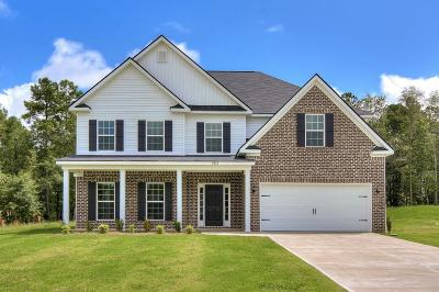 Hephzibah Single Family Home For Sale: 4633 Hunters Mill Court