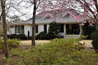 Aiken Single Family Home For Sale: 342 Bridle Creek Trail