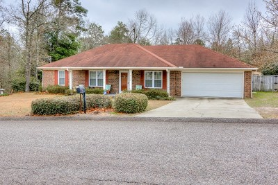 Augusta Single Family Home For Sale: 4138 Burning Tree Lane