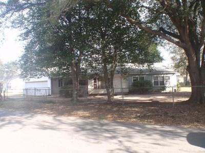 Aiken SC Single Family Home For Sale: $65,500