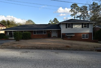 Augusta Single Family Home For Sale: 908 Papaya Street