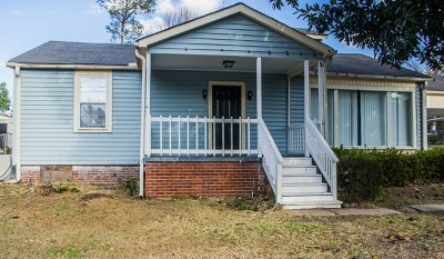 Augusta Single Family Home For Sale: 2312 Golden Camp Road
