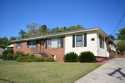 North Augusta Single Family Home For Sale: 574 Duncan Road