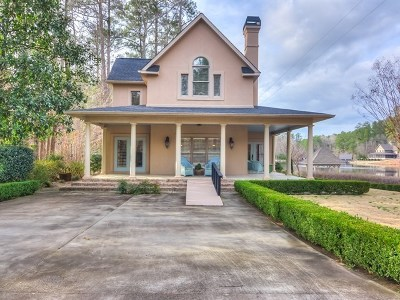 Single Family Home For Sale: 550 Sudlow Lake Road