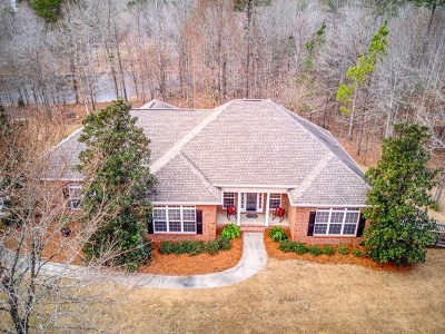 Single Family Home For Sale: 207 Country Club Road