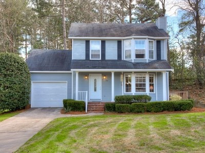 North Augusta Single Family Home For Sale: 142 Windy Mill Drive