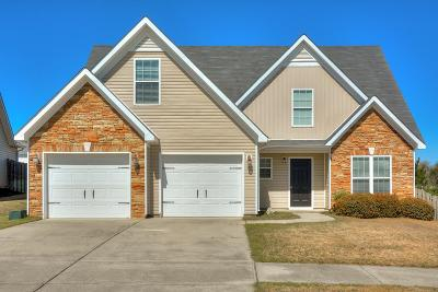 Grovetown Single Family Home For Sale: 1628 Sweet Meadow Lane