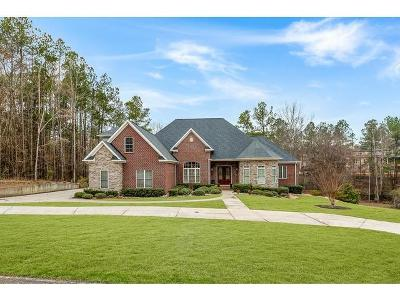 Evans Single Family Home For Sale: 4311 Southern Pines Drive