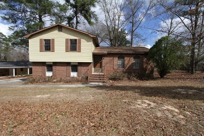 Richmond County Single Family Home For Sale: 2111 Pepperidge
