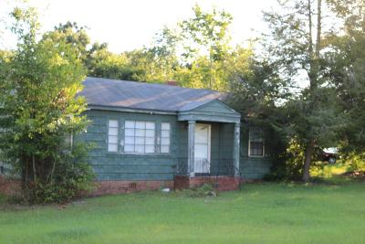Augusta Single Family Home For Sale: 2418 Young Drive