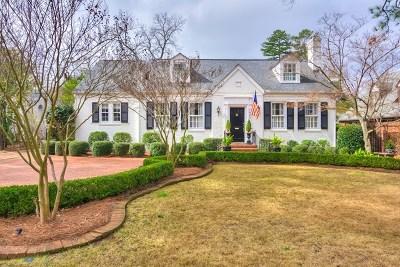 Augusta Single Family Home For Sale: 1005 Monte Sano Avenue