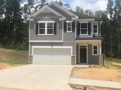 Grovetown Single Family Home For Sale: 204 Caroleton Drive