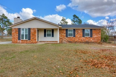 Richmond County Single Family Home For Sale: 4102 Country Lane