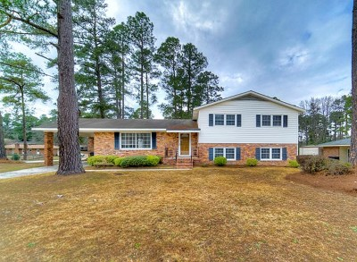 North Augusta Single Family Home For Sale: 2022 Pisgah Road
