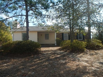 Columbia County, Richmond County Single Family Home For Sale: 4114 Country Lane