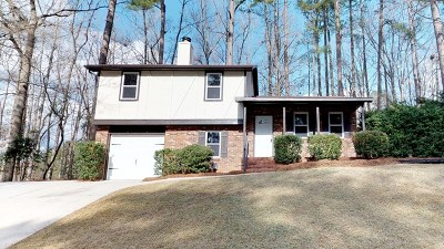 Single Family Home For Sale: 3763 Pine Ridge Run